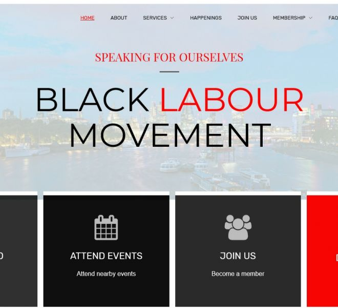 Campaign Website Designed by Empowerment Website Design