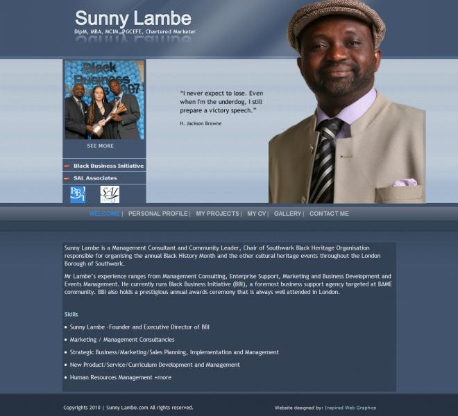 Sunny Lambe